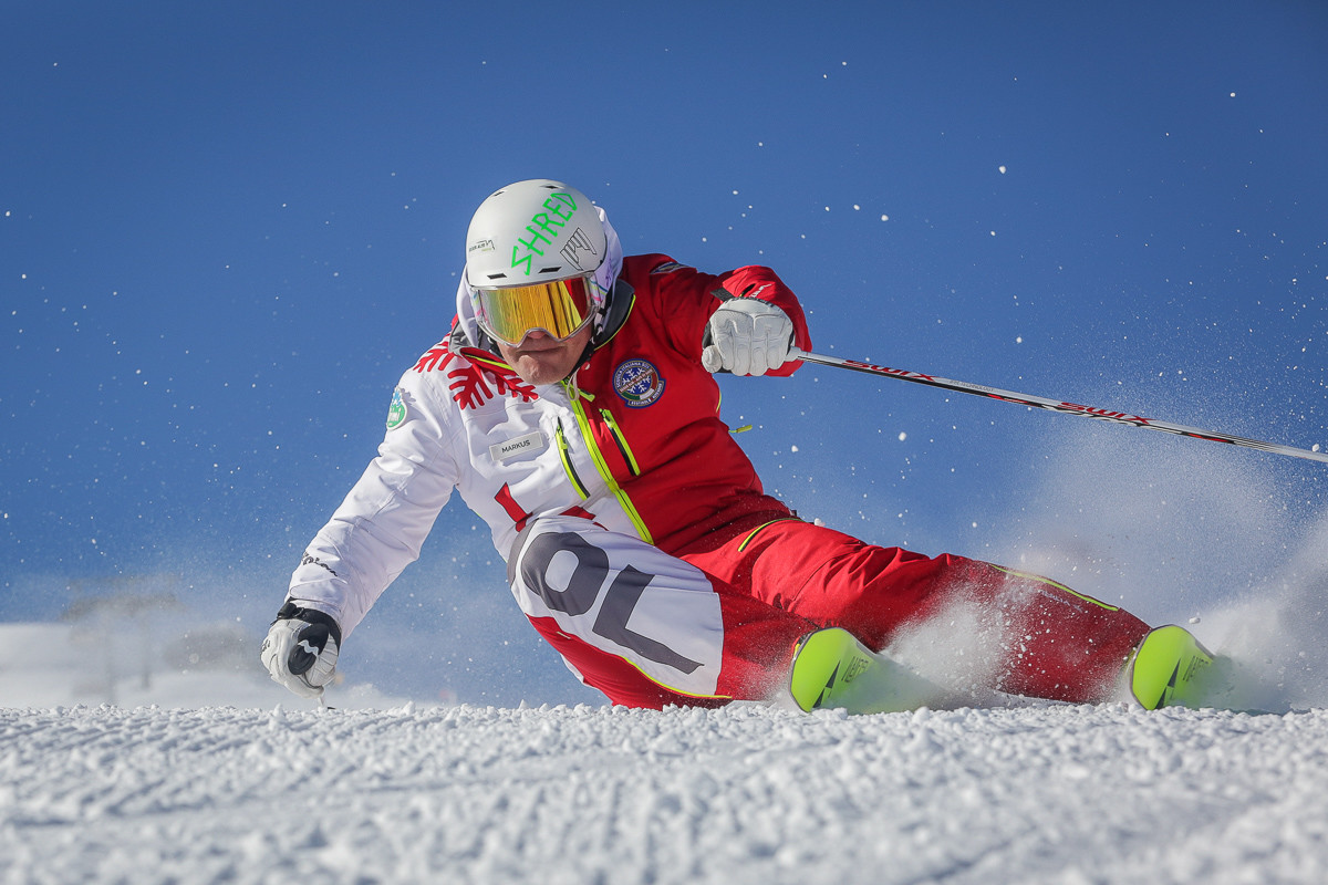 Corporate Fotografie für die Skischule Seiser Alm