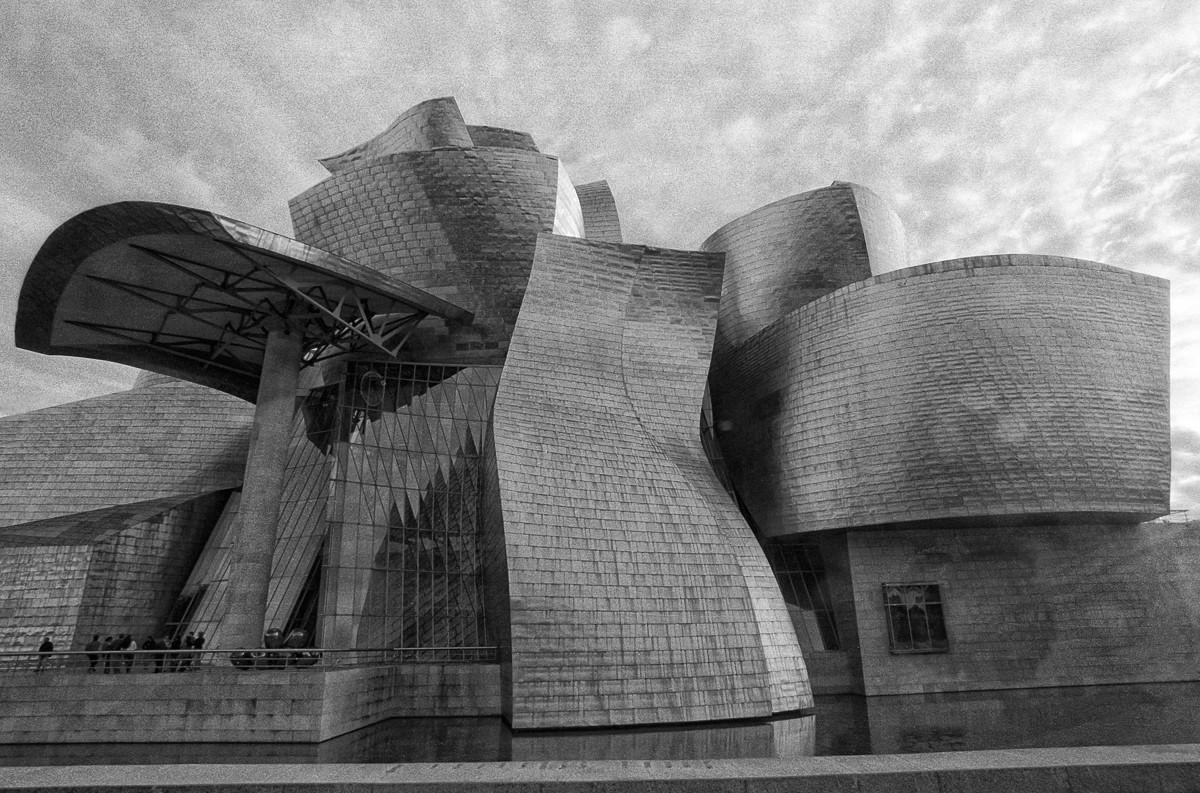 Architektur Guggenheim Museum Bilbao