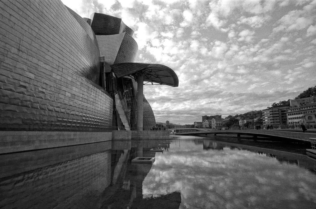 Museum Guggenheim, Bilbao